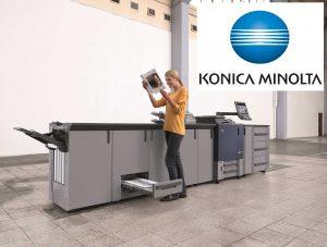 konica minolta profesyonel baskı çözümleri