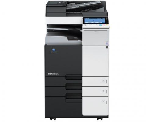 bizhub c284e renkli fotokopi makinesi
