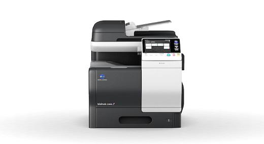 bizhub c3350 renkli fotokopi makinesi