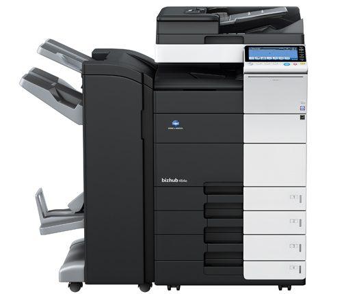 bizhub c364e renkli fotokopi makinesi