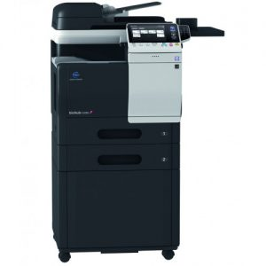 bizhub c3850 renkli fotokopi makinesi