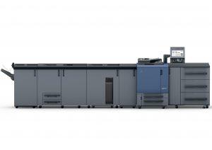 bizhub press c1070p
