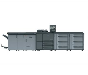 bizhub press 1250p